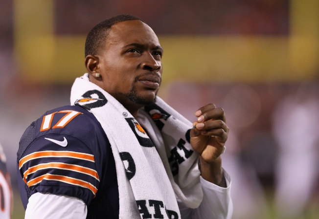 Chicago Bears' Alshon Jeffery Suspended by NFL