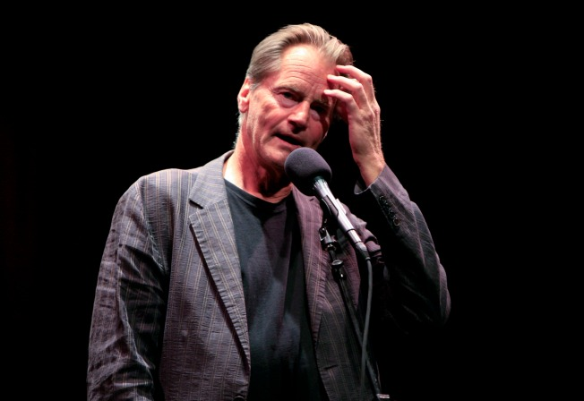 Actor Sam Shepard Arrested for DUI