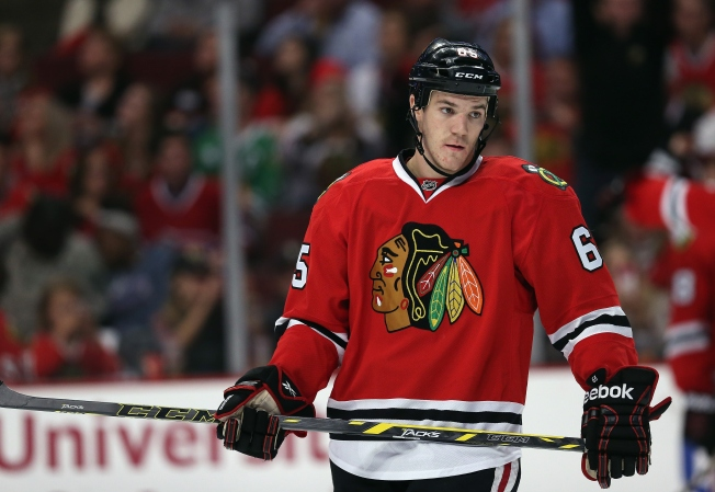 Three Stars: Smith, Shaw Shine as Hawks Fall