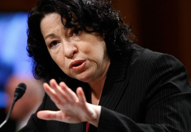 Senators Sticking to Their Guns on Sotomayor, Despite NRA