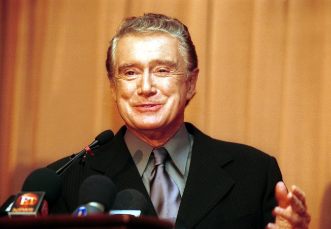 Regis Philbin Recovering After Hip Replacement Surgery