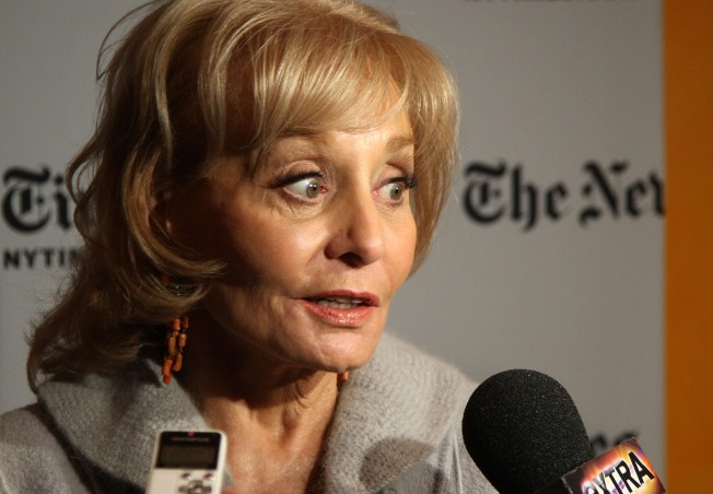 Barbara Walters' Heart Surgery Called a Success