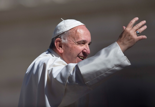 Francis and Poland Differ on Migrants Ahead of Pope's Visit