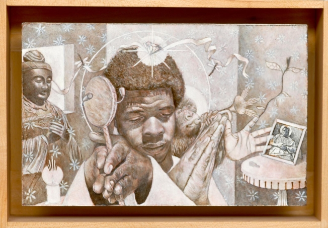 The African Diaspora Goes On Display at Elmhurst College
