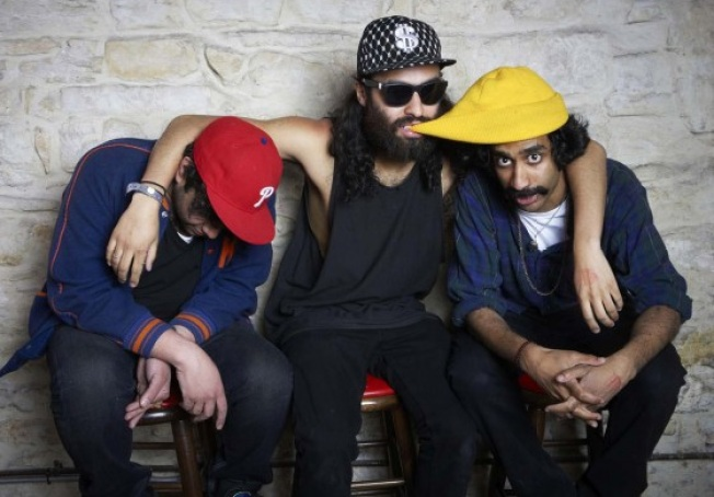 Tonight: Das Racist