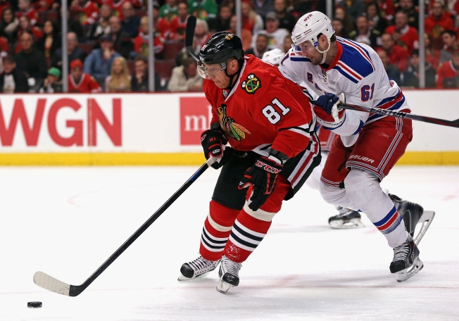 Blackhawks Blanked by Rangers in 1-0 Shutout Loss