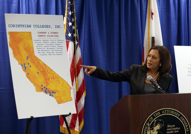 "CA Attorney General Sues For-Profit Colleges Over ""Predatory"" Ads"