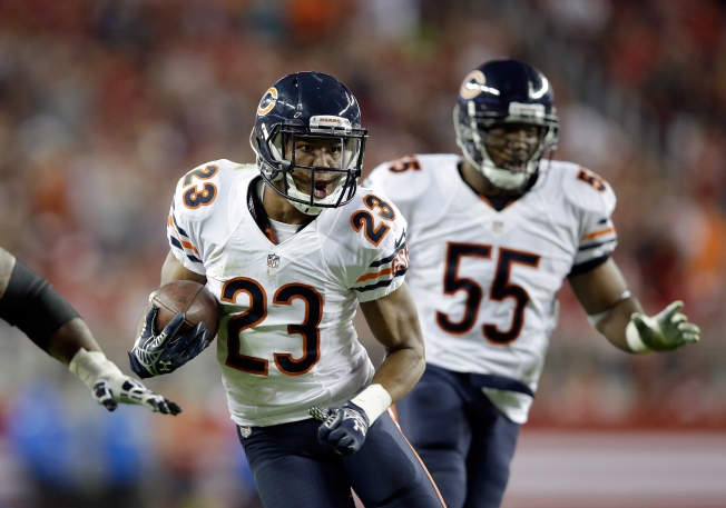 Kyle Fuller Named NFL Defensive Player of the Month