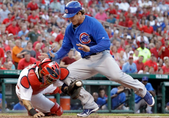 Cubs Fall to Cards in St. Louis