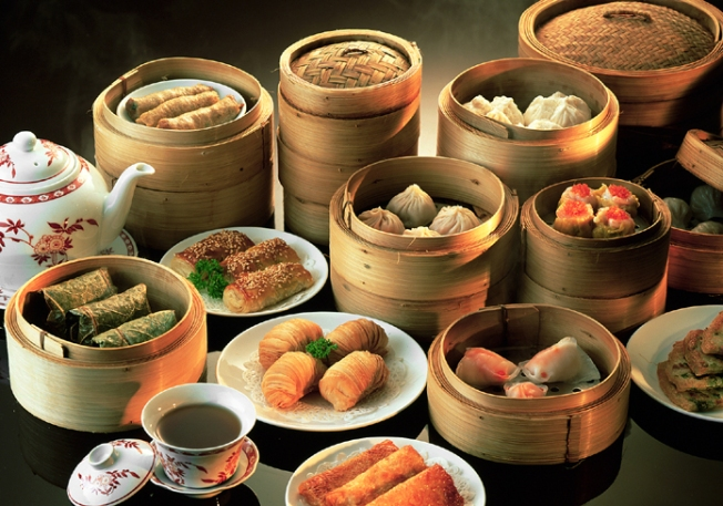 Get Your Dim Sum on in Chinatown!
