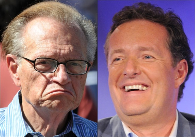 CNN to Larry King: Please Stay A little Longer