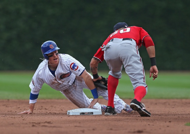 Cubs Waste Beeler Start, Fall 3-0 to Nationals