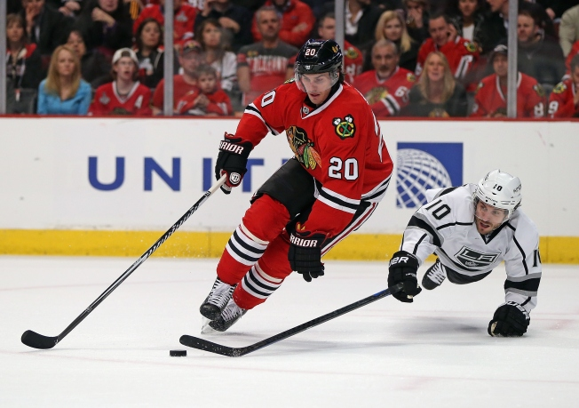 Blackhawks Make Big Statement in Win Over Kings