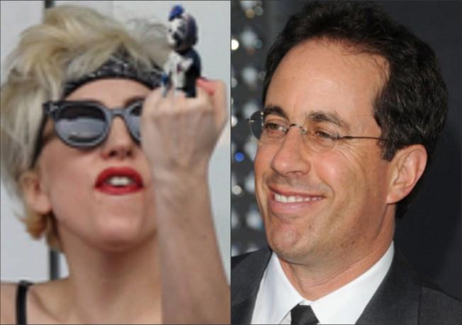 "Seinfeld Picks Up ""Telephone"" to Blast Lady Gaga"