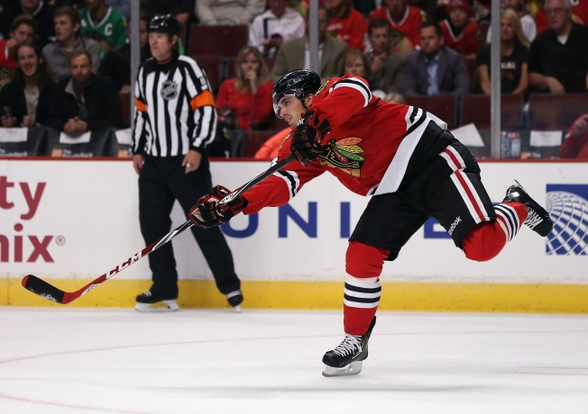 Why the Blackhawks Sent Down Stephen Johns