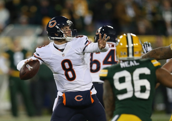 Report: Bears to Re-Sign Jimmy Clausen to Contract Extension