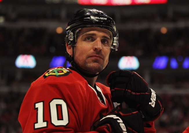 Blackhawks Trade Patrick Sharp to Stars in Blockbuster Trade