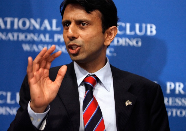 Bobby Jindal Steps Aside (For Now)