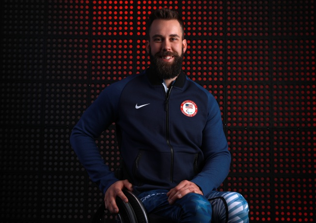 2019 Bank of America Chicago Marathon Wheelchair Elite: Aaron Pike