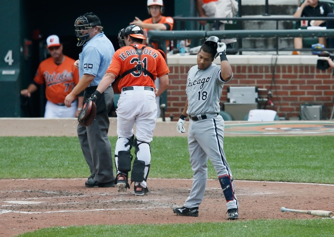 White Sox Lose to Hot Orioles