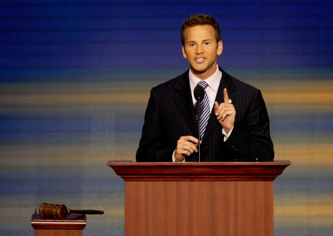 Former Congressman Aaron Schock in Court on Possible Contempt Charge