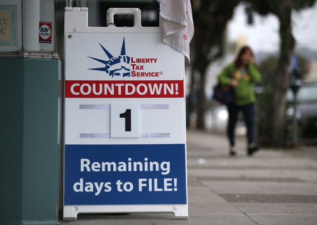 Good News, Procrastinators: Tax Deadline Pushed to Tuesday