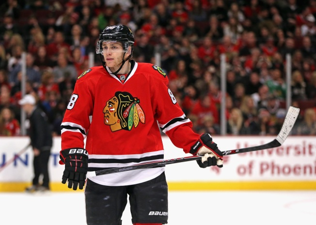 Blackhawks Lose Kane to Injury, Still Top Panthers