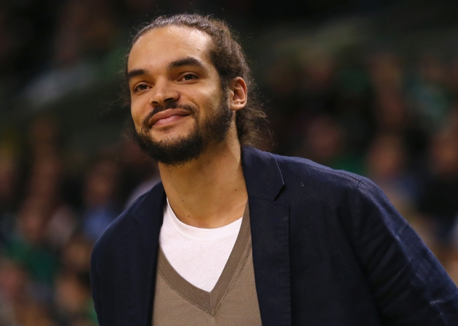 Bulls Center Joakim Noah Still Out With Ankle Injury