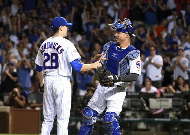 Cubs ride wild pitch to walk-off win