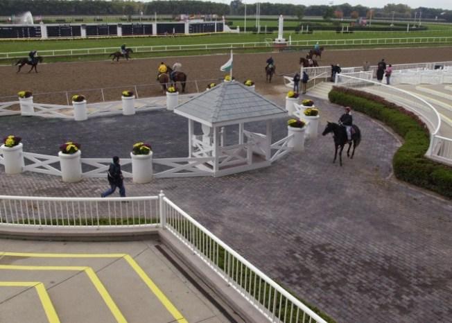 Arlington Park, Horsemen Reach Pre-Derby Deal