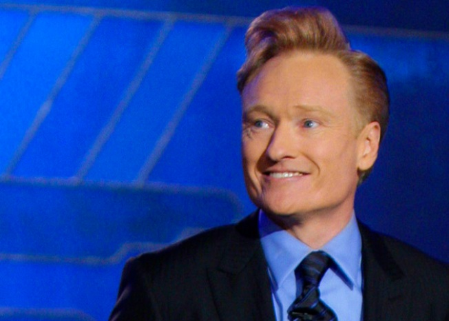 Conan, NBC Reach $45M Deal to Part Ways