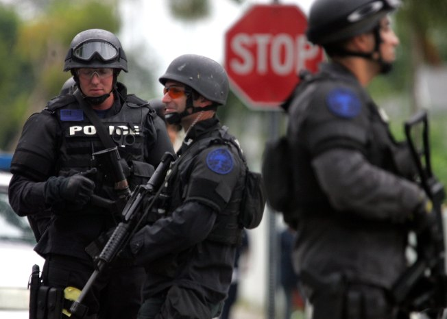 Wilmette Man In Custody After Standoff