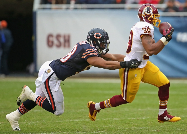 Report Card: Chicago Bears Take Steps Back in Sunday's Loss to Washington Redskins