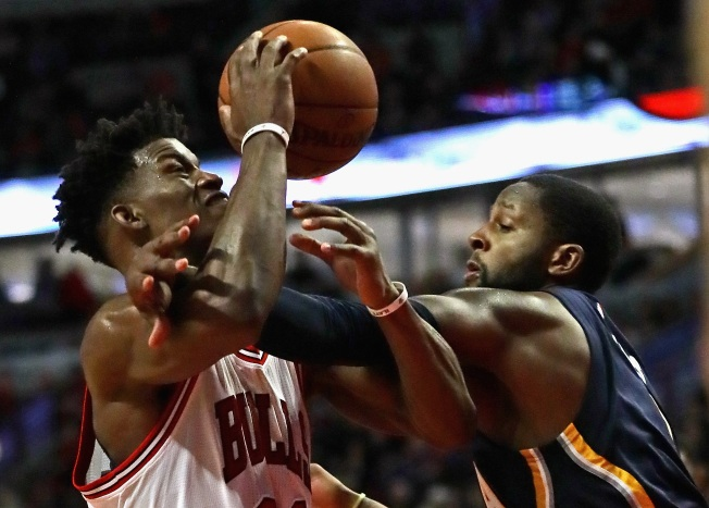 Mirotic, Wade Lead Bulls Over Pacers 90-85 to Snap Skid at 3