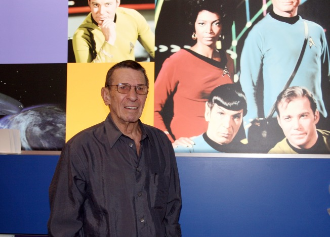 Leonard Nimoy Is Recovering After Surgery