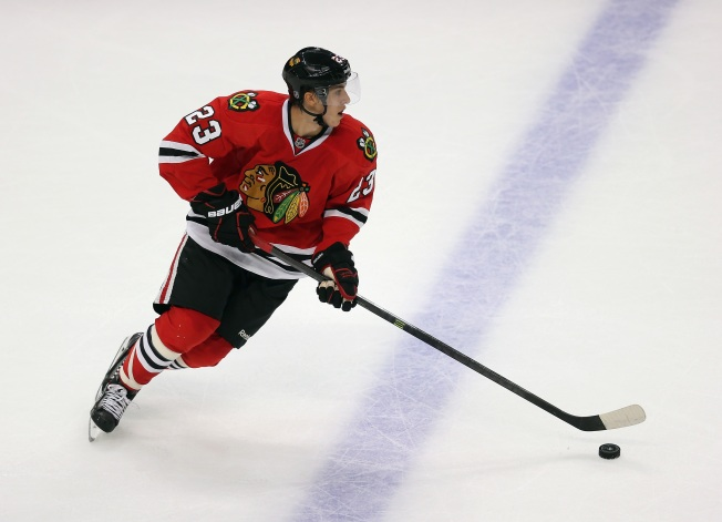 Three Stars: Teravainen Does It All As Blackhawks Win