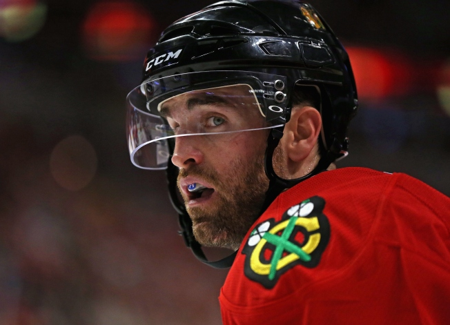 Report: Andrew Ladd Reveals Whether He'll Stay With Hawks