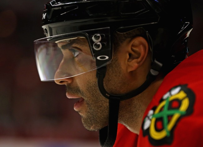 Oduya Will Not Return to Blackhawks Next Season, Agent Says
