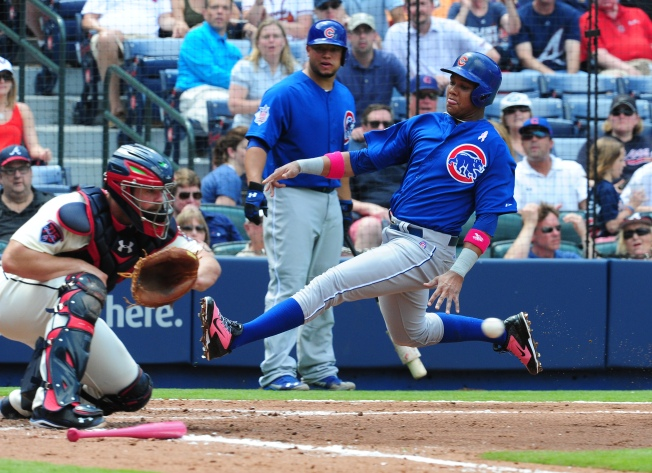 Cubs' Hitting Woes Continue in 5-2 Loss to Braves