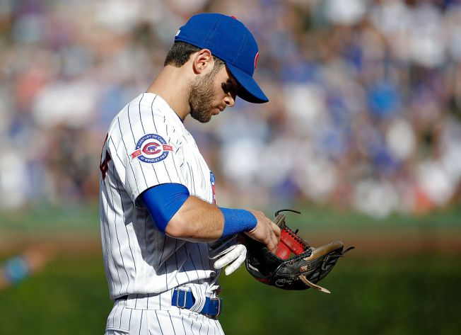 Cubs' Front Office Gets Revenge on La Stella After He Parked in Their Spots