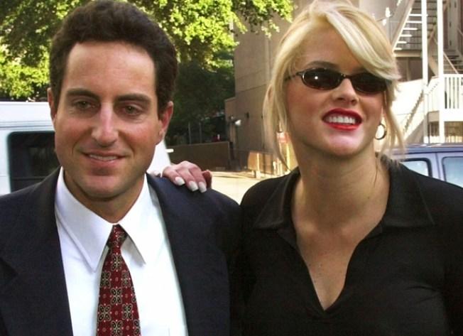 Anna Nicole Smith's Boyfriend in More Legal Trouble