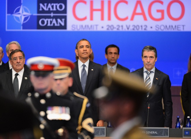 NATO Leaders Solidify Plans for Afghan Withdrawal