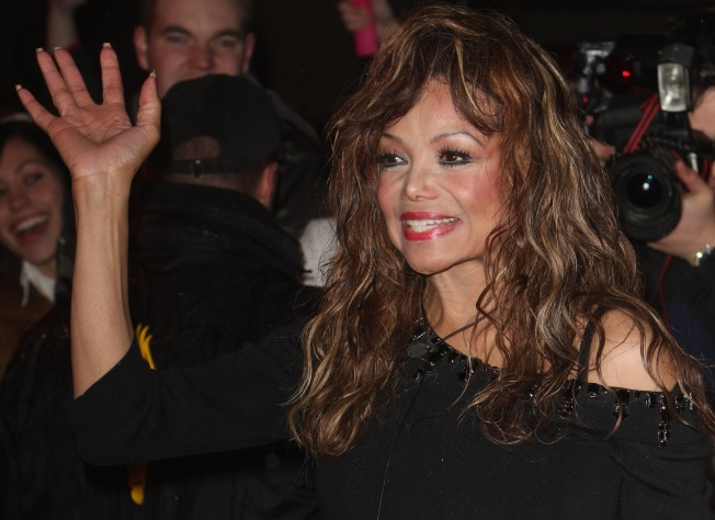Exclusive: La Toya Jackson: 'I Won't Be Doing' 'Dancing With The Stars,' Weighs In On 'Idol'