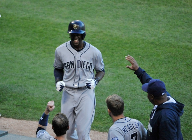 Will Venable Leads Padres Past White Sox 4-2