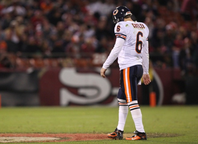 Bears Help 49ers End Losing Streak