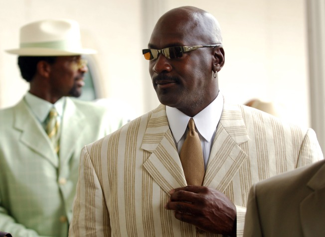 Michael Jordan Sues Two Grocery Stores