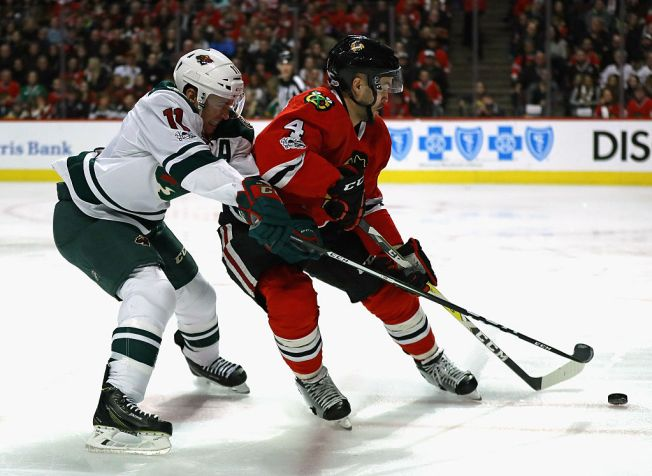 Blackhawks Playoff Update: Hawks Could Clinch Division Saturday