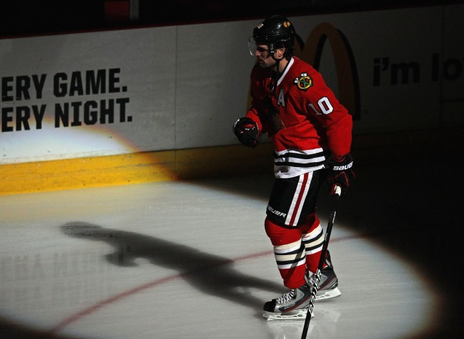 4 Things the Patrick Sharp Trade Tells Blackhawks Fans