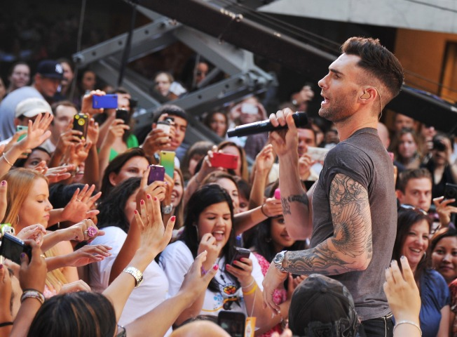 Maroon 5 to Perform at Union Station