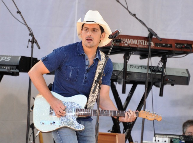 Brad Paisley Added to Back-to-Back Wrigley Concerts